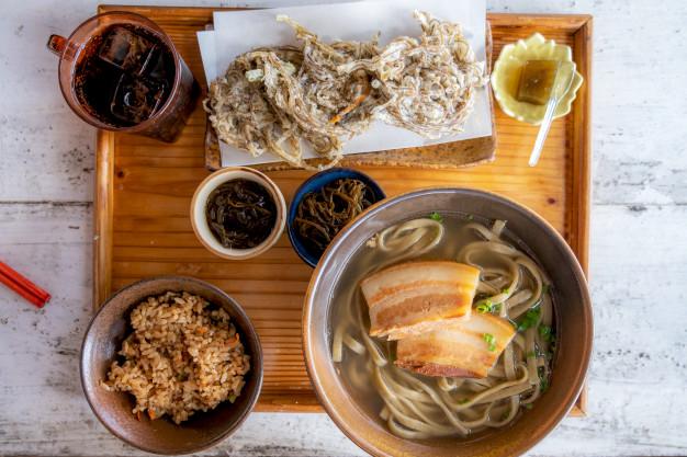 dieta di longevità di okinawa
